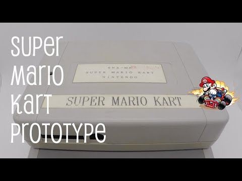 That Super Mario Kart Prototype - The Video Game Project - Ep. 01
