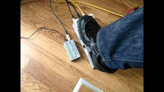 Volume Pedal Level Meter / Bass Ver.(BOSS FV-500H, FV-500L)