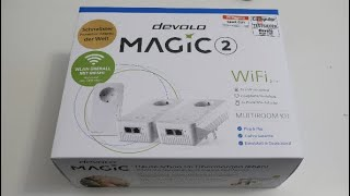 devolo Magic 2 Multiroom Kit einrichten und Erfahrungsbericht