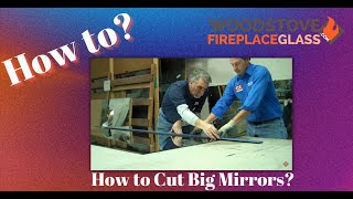 Glass One GlassChat How-to Cutting big mirrors.wmv