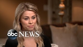 Paige VanZant says 'MMA fighting saved my life'