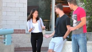 Repeat youtube video Girlfriend Sold for Money? (Social Experiment)