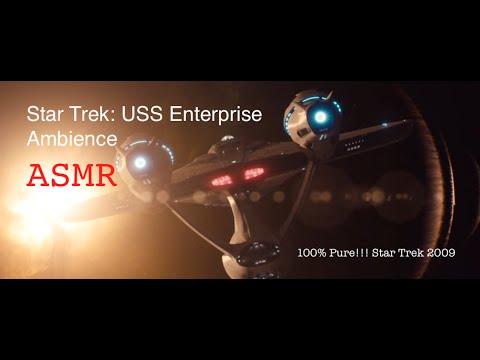 Star Trek - Productivity Booster - USS Ambience Bridge Sounds