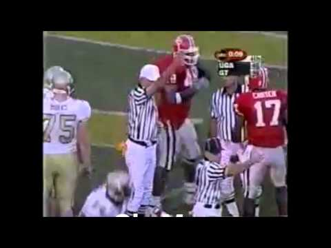 Questionable, Game-Deciding Official Rulings in UGA Football History
