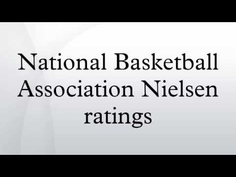 National Basketball Association Nielsen ratings