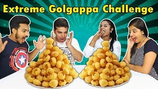 GOLGAPPA Competition | Pani Puri Eating Competition