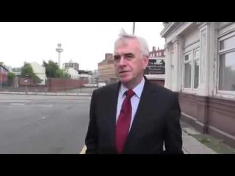 John McDonnell My Story