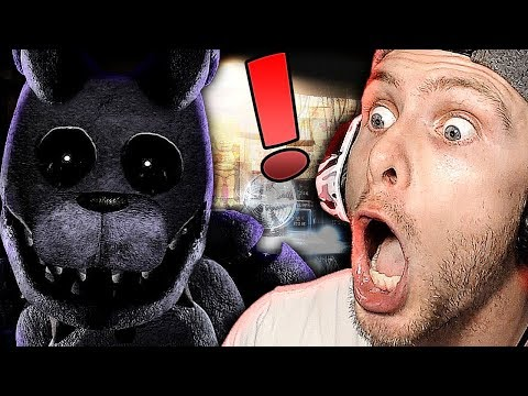 I CAN'T PLAY THIS ANYMORE! | Five Nights at Freddy's Reborn Gameplay! #3