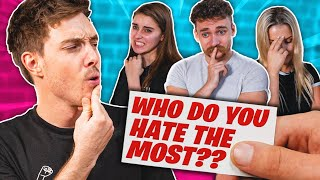 *HIGH STAKES* TRUTH OR DARE WITH CLICK