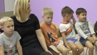 """Камиль Сен-Санс """"Карнавал животных. Аквариум"""" Группа 1 (дети 3-4 лет)"""