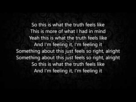 Gwen Stefani - Truth ( LYRICS -TESTO) -HQ