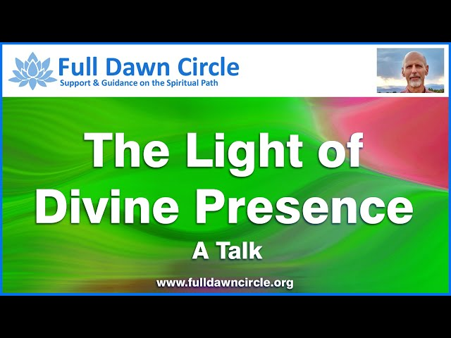 Light of Divine Presence