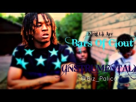 King Lil Jay - Bars Of Clout (INSTRUMENTAL)