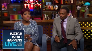 Fantasia Improvises Twerk Song | WWHL