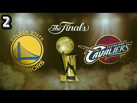 2017 NBA Finals - Cleveland Cavaliers at Golden State Warriors [Game 2]