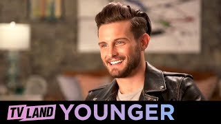 Younger | That's Not a Hair Tie! | Behind the Scenes Season 3 Ep. 10