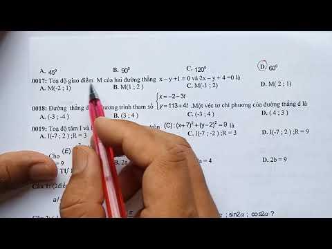 2021 - đề thi học kì 2 toán 10  -  Đề chuẩn - mã đề 1