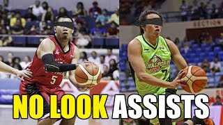 PBA No Look Assists