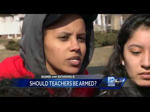 Guns And Schools: A WISN 12 NEWS special report