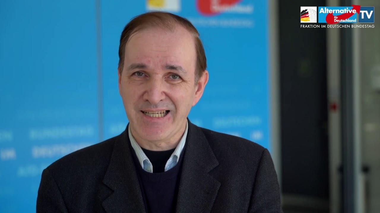 """Gottfried Curio: Seehofers """"Asyltäuscher-Belohnungs-Gesetz"""""""