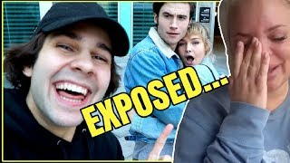 "Trisha Paytas uploaded a video titled ""why david dobrik is a horrible human being"" it got nearly 700k views within hours of being posted and then was quickly deleted. In this video Trisha literally exposed Jason Nash, David Dobrik, and Brandon Calvillo.  We'll go over this drama with all the receipts i could get my hands on. Let me know what you think down below.   Mail Me Things (if you want) P.O. Box 551194 Gastonia, NC 28055  Wear My Merch - https://teespring.com/stores/dustin-dailey Threedailey@gmail.com  📩 Twitter - @ Threedailey 📲 Snapchat - Threedailey  📸 Instagram - DustinDailey   music provided by Purple-Planet.com  This video was created and published by Dustin Dailey in his personal capacity. The opinions expressed in this article are the author's own and should not be taken as fact. The validity of any evidence provided should be independently checked for authenticity, and Dustin Dailey takes no responsibility for the actions of those viewing this video."