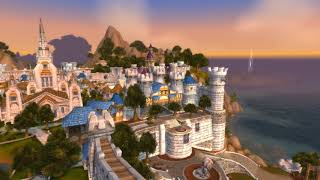 Stormwind Sunrise and Sunset