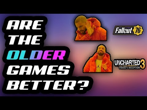 Are older Games Better? update(chris smoove)