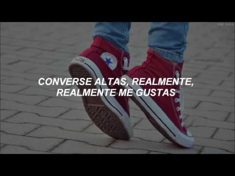 Converse High - BTS (sub. Español)