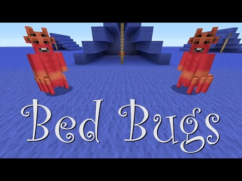 Stampy Short - Bed Bugs