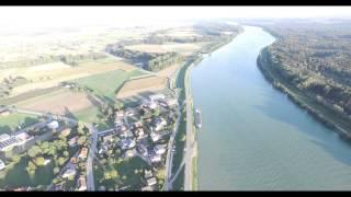 Machland Oberösterreich Au an der Donau Yachthafen