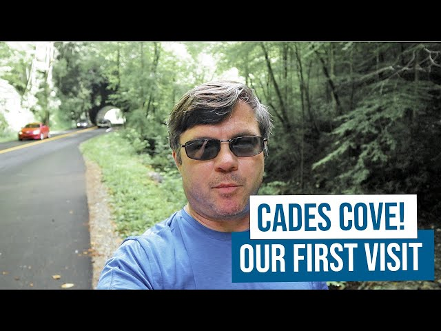 Cades Cove!  Our First Visit - A cinematic video