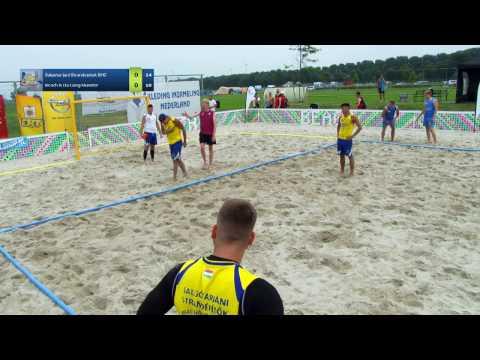 CBT 2016 -Salgotarjani Strandepltok BHC vs. Beach & The Gang - Group Men