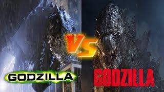 Godzilla (1998) vs Godzilla (2014)