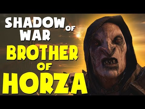 Middle Earth: Shadow of War  BROTHER OF HORZA Gravewalker Difficulty