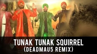 Tunak Tunak Squirrel (Deadmau5 Remix) (TehObLiVioUs Visual OverEdit)