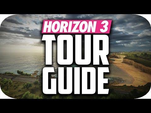 Horizon Australia Tour Guide