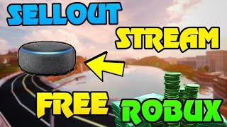 🔴 Roblox SELLOUT STREAM!! | $1 CONTROL ALEXA! | $8 PLAY ANY GAME! | FREE ROBUX GIVEAWAY | Come Play