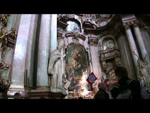 St Nicholas Church, Lesser Town, Prague, Czech Republic