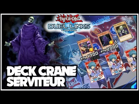 Deck Crâne Serviteur | Yu-Gi-Oh Duel Links FR