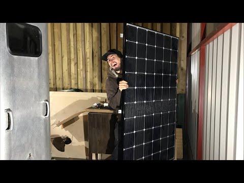 The Daily Live: Solar Prep!