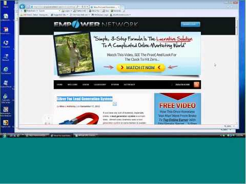 Use Silver Fox Attraction Marketing Generate Leads Free Trial Auto Poster BackPage Facebook Twitter