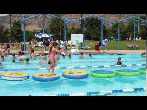 The Salt Project visits Lindon Aquatic Center
