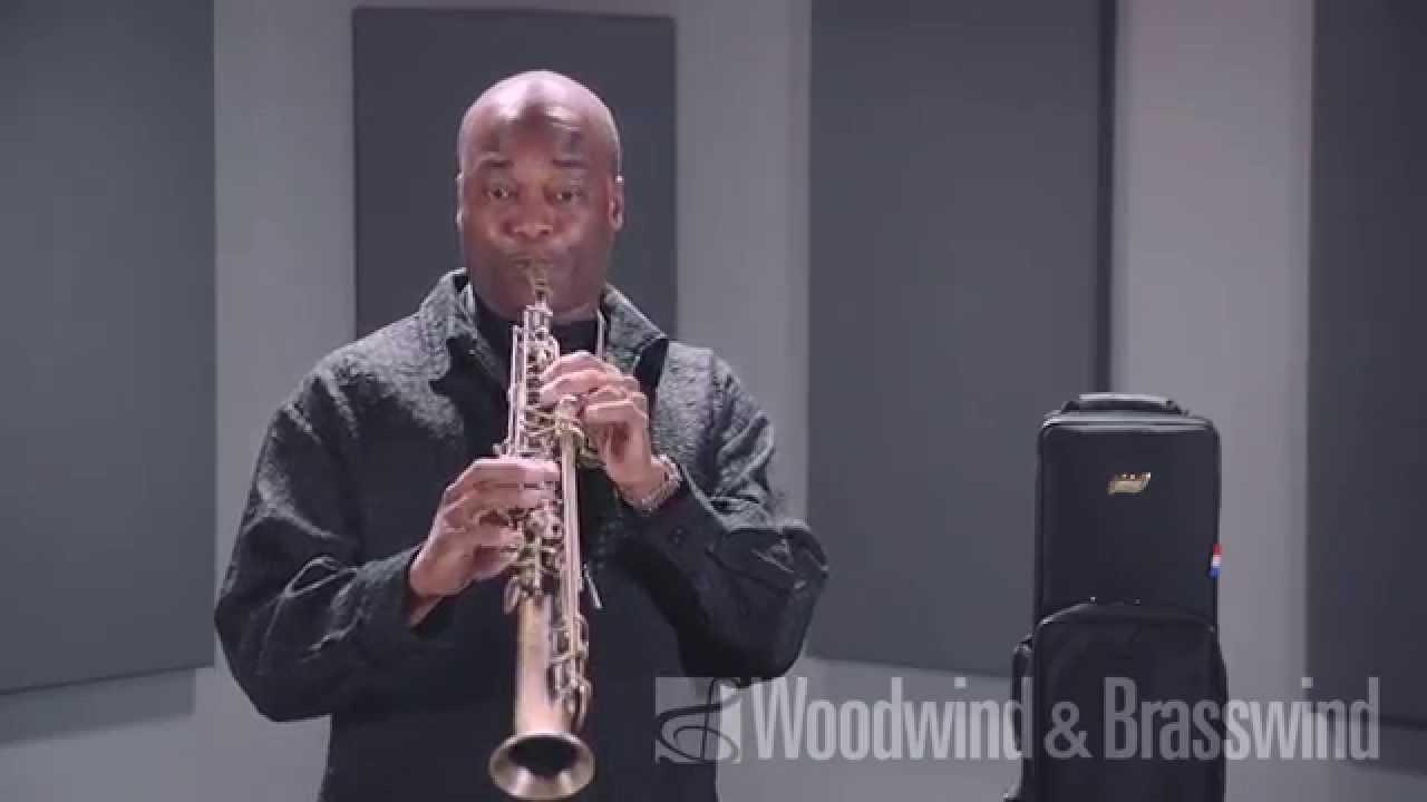 P  Mauriat System 76 Professional Soprano Saxophone - YouTube