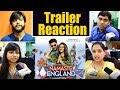 Namaste England Trailer Reaction: Arjun Kapoor | Parineeti Chopra | Vipul Amrutlal Shah | FilmiBeat
