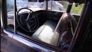 Новая жизнь ретро автомобилей: Cadillac Coupe De Ville 1954'