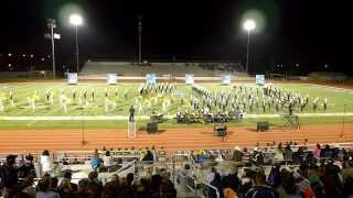 Westview Gold Band 2015 - Dreams of Flying