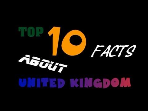 United Kingdom #2 - Top 10 Facts About United Kingdom (Napisy PL)