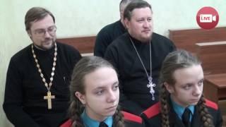 Школьников Слонима пригласили на экскурсию... в суд