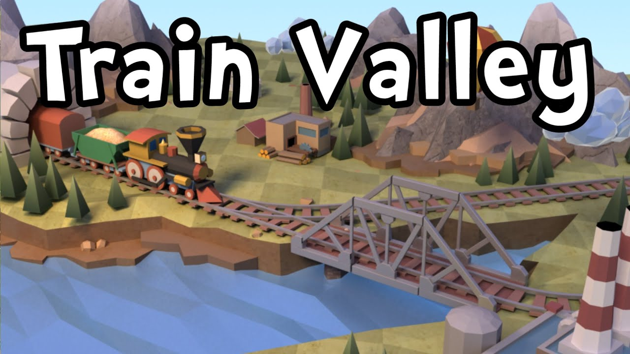 Видео cartoon valley