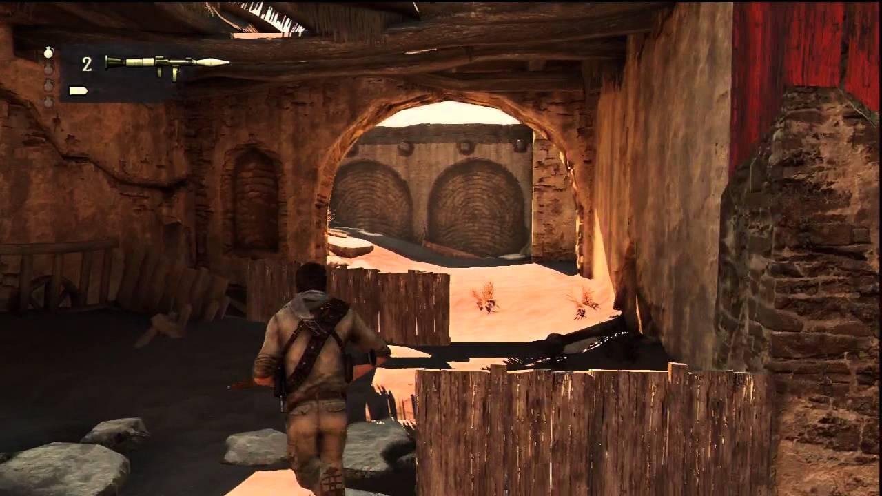 Uncharted 3 Treasure Locations: Treasure 90 Antique ...